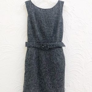 Banana Republic Tweed Style Career Dress 2P